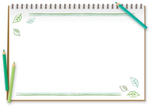 Sketchpad frame