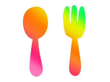 Shucho Mahoro spoonful spoon fork food