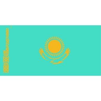 카자흐스탄의 국기