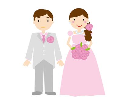 結婚式お色直し1