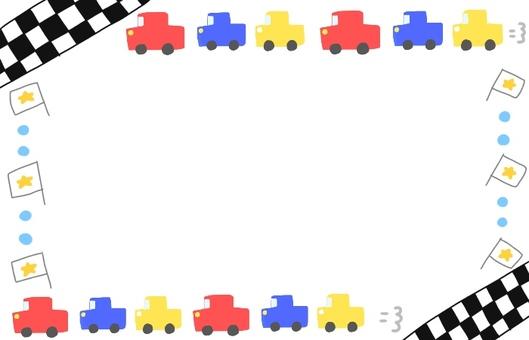 Car frame frame