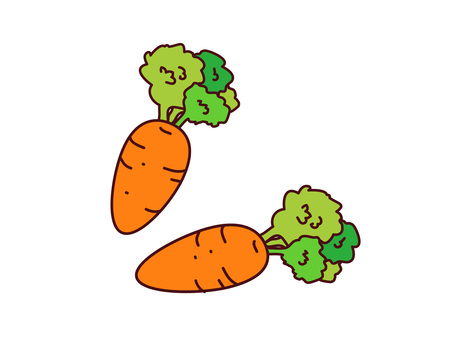 Carrots, to the じ じ ん ♬