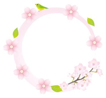 벚꽃 장식