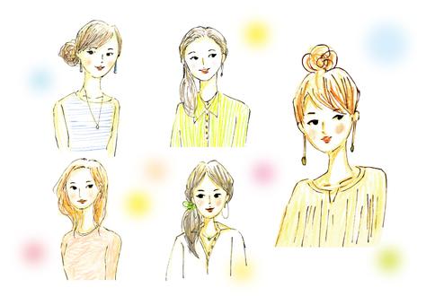 Adult women