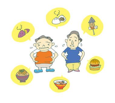 食慾下降飲食的下降