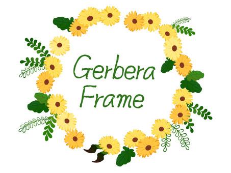 Gerbera frame
