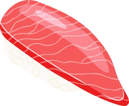 Wagyu sushi