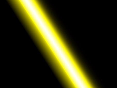 네온 노란색