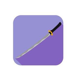 Icon, sword