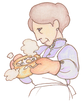 Grandmother's stew