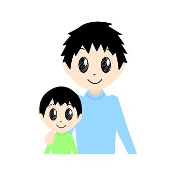 Family, parent-child 7