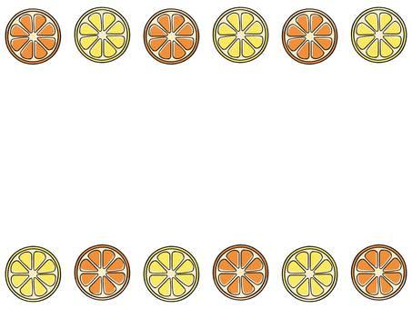 Citrus message card