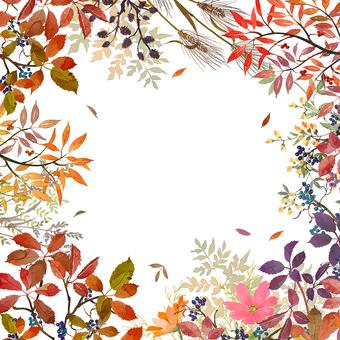 秋フレーム