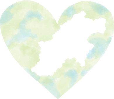 Nagano 01_01 (heart)
