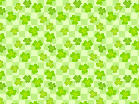 Clover pattern 3