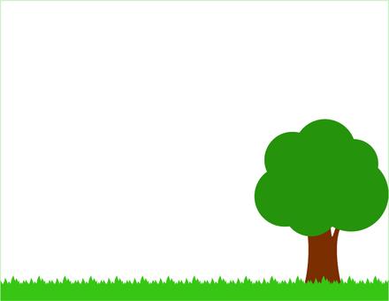 Trees and grassland _ grassland
