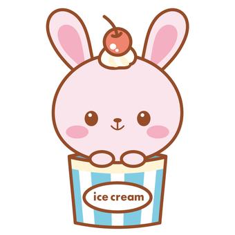 冰淇淋Usagi議員