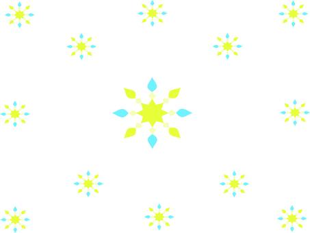 Northern Europe ticky star type