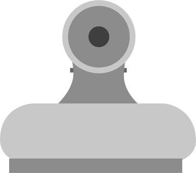 Eyeball clip