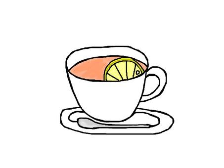 Cafe tea