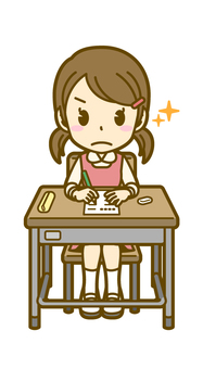 Girls (children): A_ test 03FS