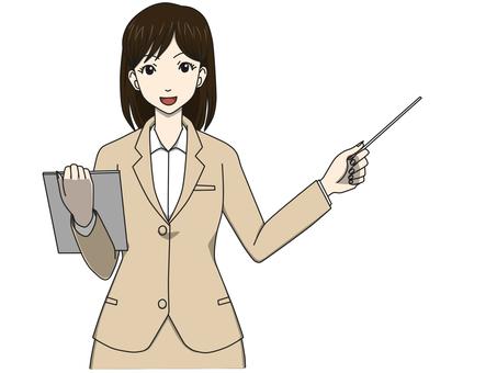 Presentation (girls)