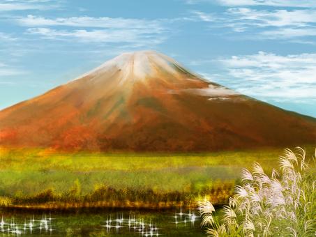 후지산 (가을)