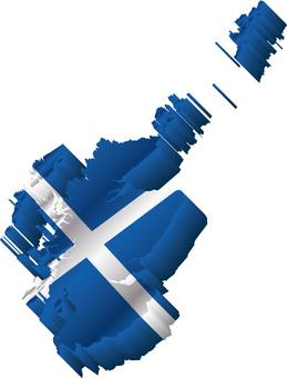 蘇格蘭國旗