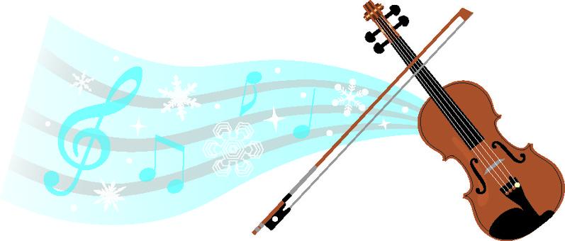 겨울의 바이올린