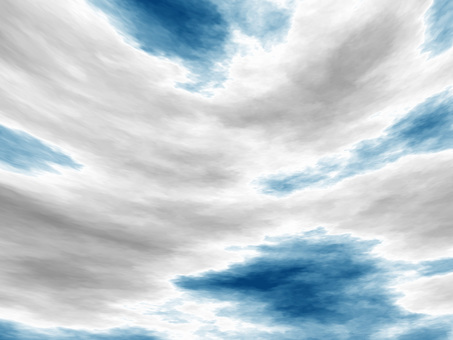 Sky and clouds B
