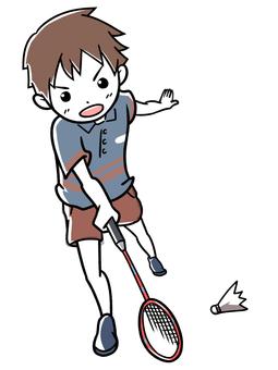 スポーツ バドミントン