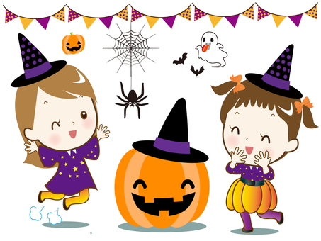 Halloween Party (Girls)