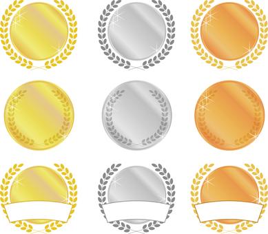 Medal won medal ranking number 1