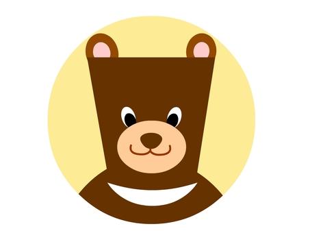 곰 아이콘 03