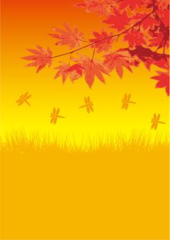 Autumn's visit