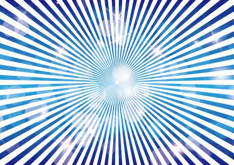 Blue Glitter 10