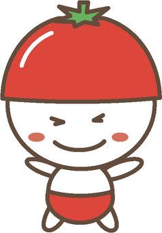 番茄人物5
