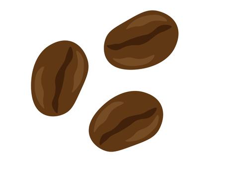 3 coffee beans