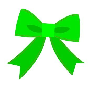 Ribbon (green)