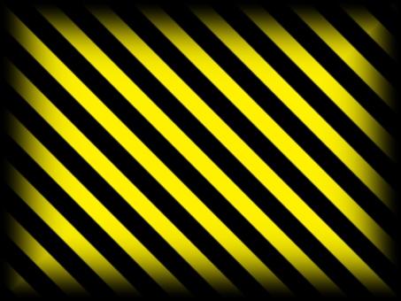Pattern informing of danger