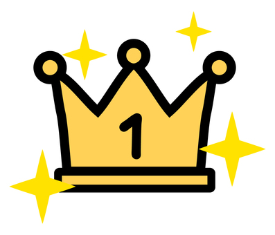 One crown
