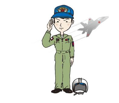 Air Self Defense Force