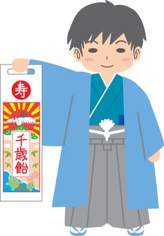 【Event】 Shichigosan 5 years old