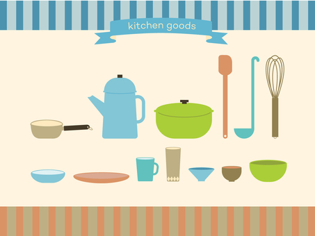 Kitchen Goods 3