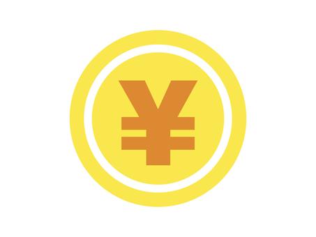 Coin money money yen
