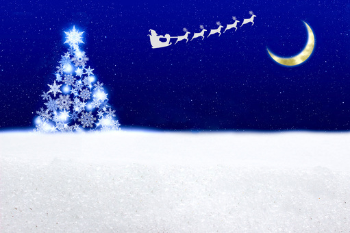 Fantastic Christmas card ★ Santa Claus