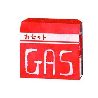 Cassette cylinder 1