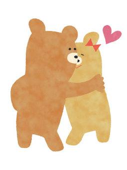 곰 커플 04
