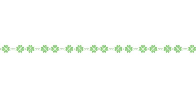 तिपतिया घास लाइन