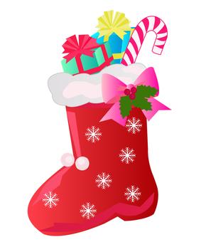 Christmas socks, gifts